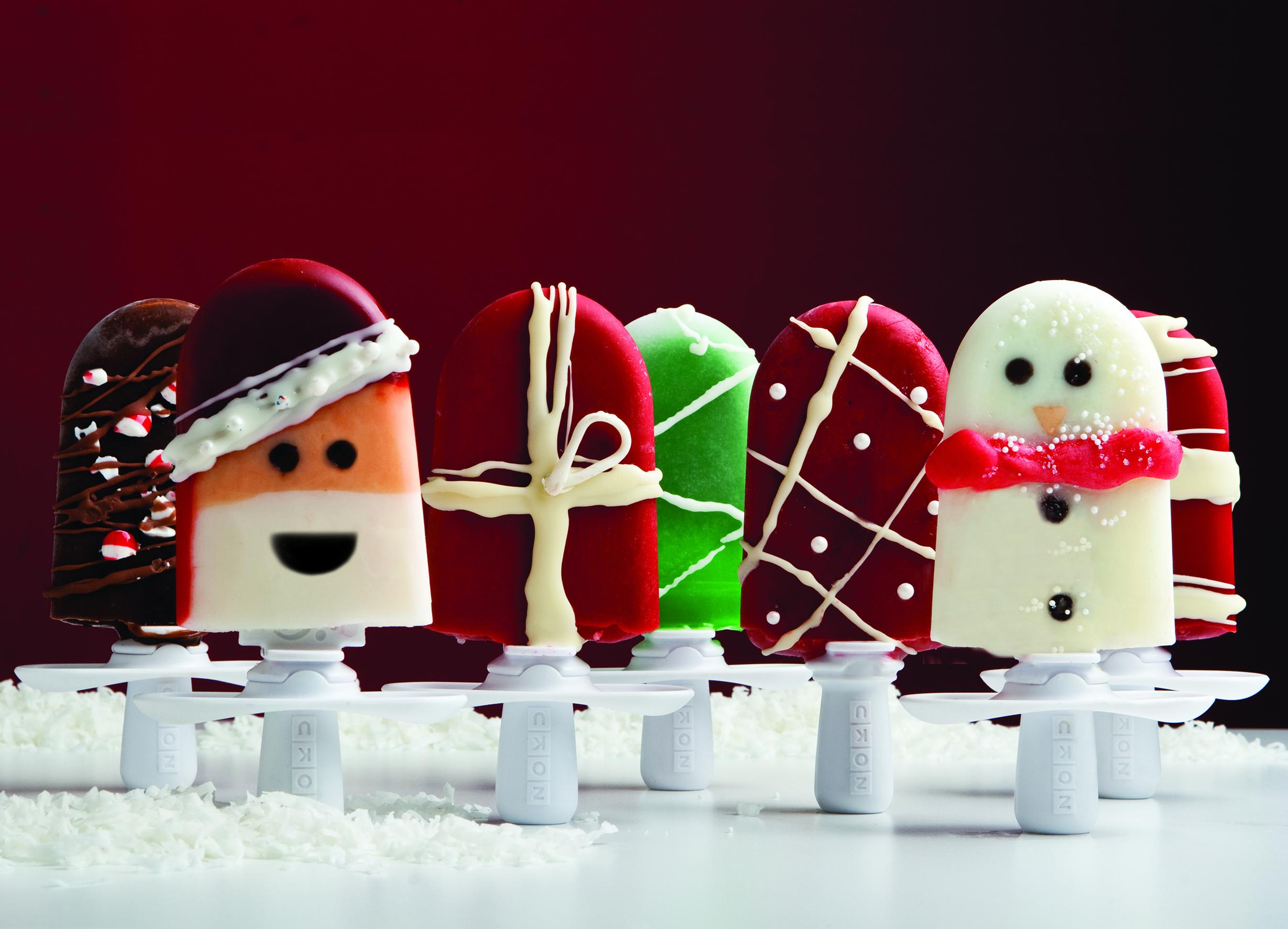 Zoku ghiaccioli di Natale