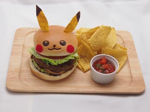 Pikachu cafe3