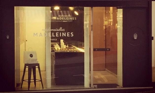 Mesdemoiselles madeleines parigi la boutique di madeleines - Posto letto parigi ...