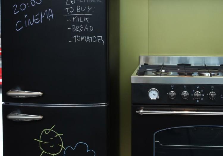 Progettotrasloco il frigorifero lavagna e altri pezzi - Lavagna da cucina ...