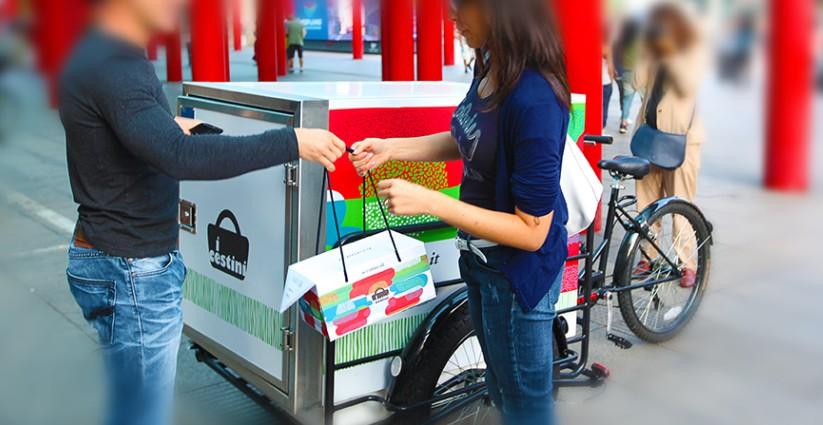 Parte da Milano iCestini, il primo food delivery dedicato ai pendolari